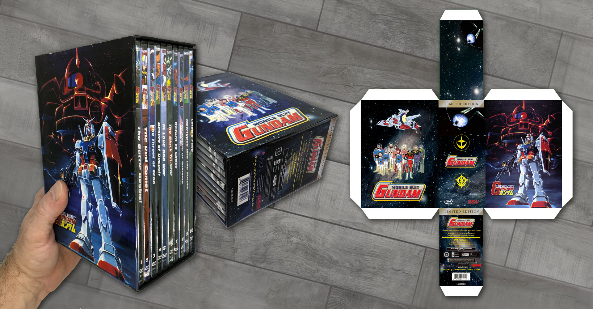 Gundam Box Set