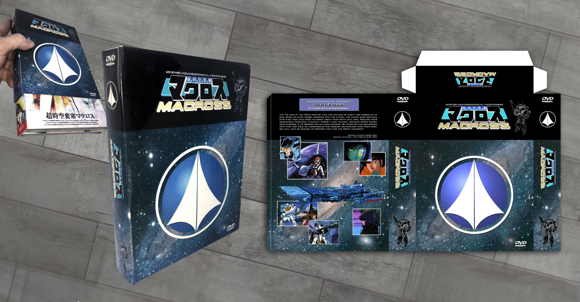 Macross Box Set